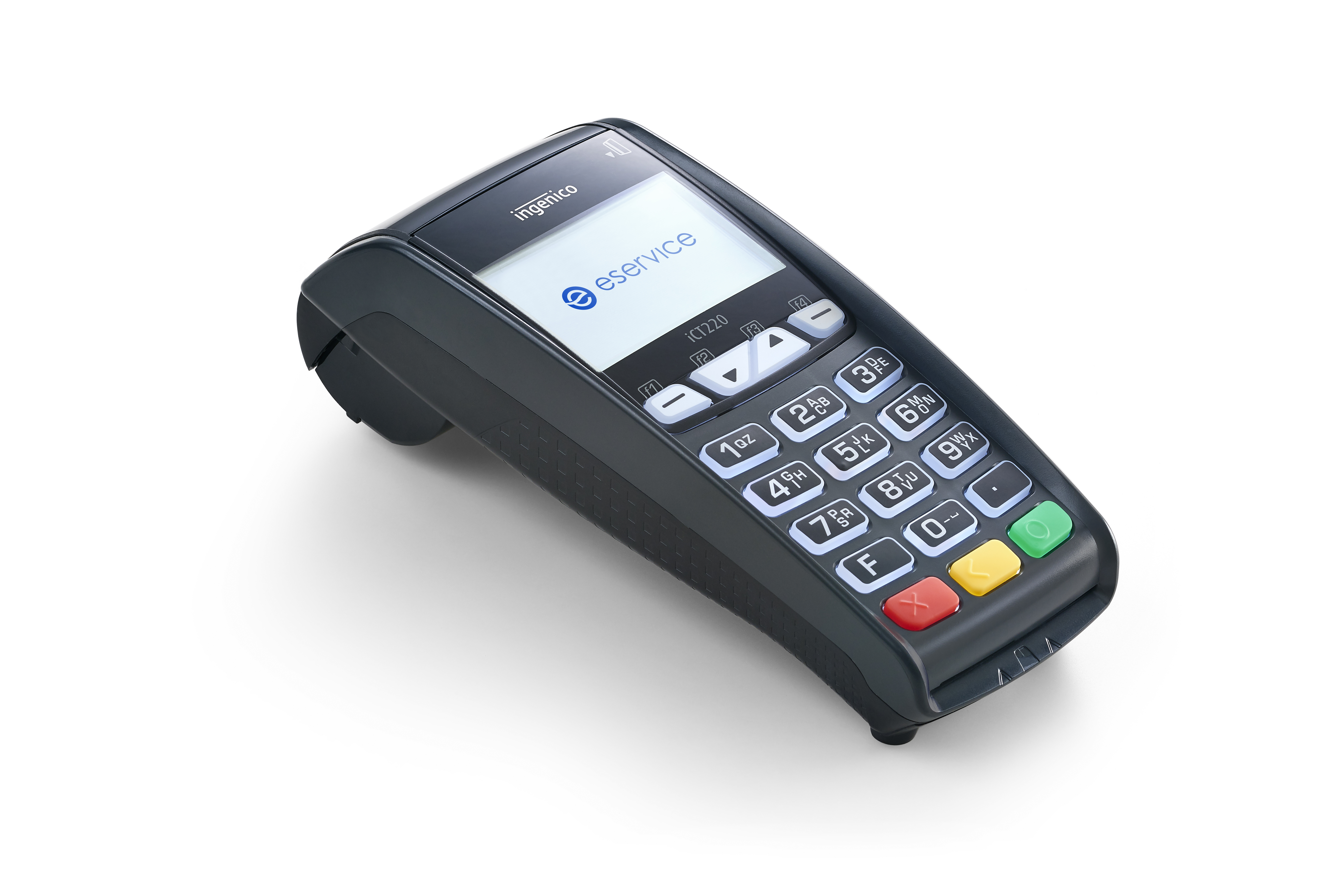 eService terminal PINPad for cash register systems