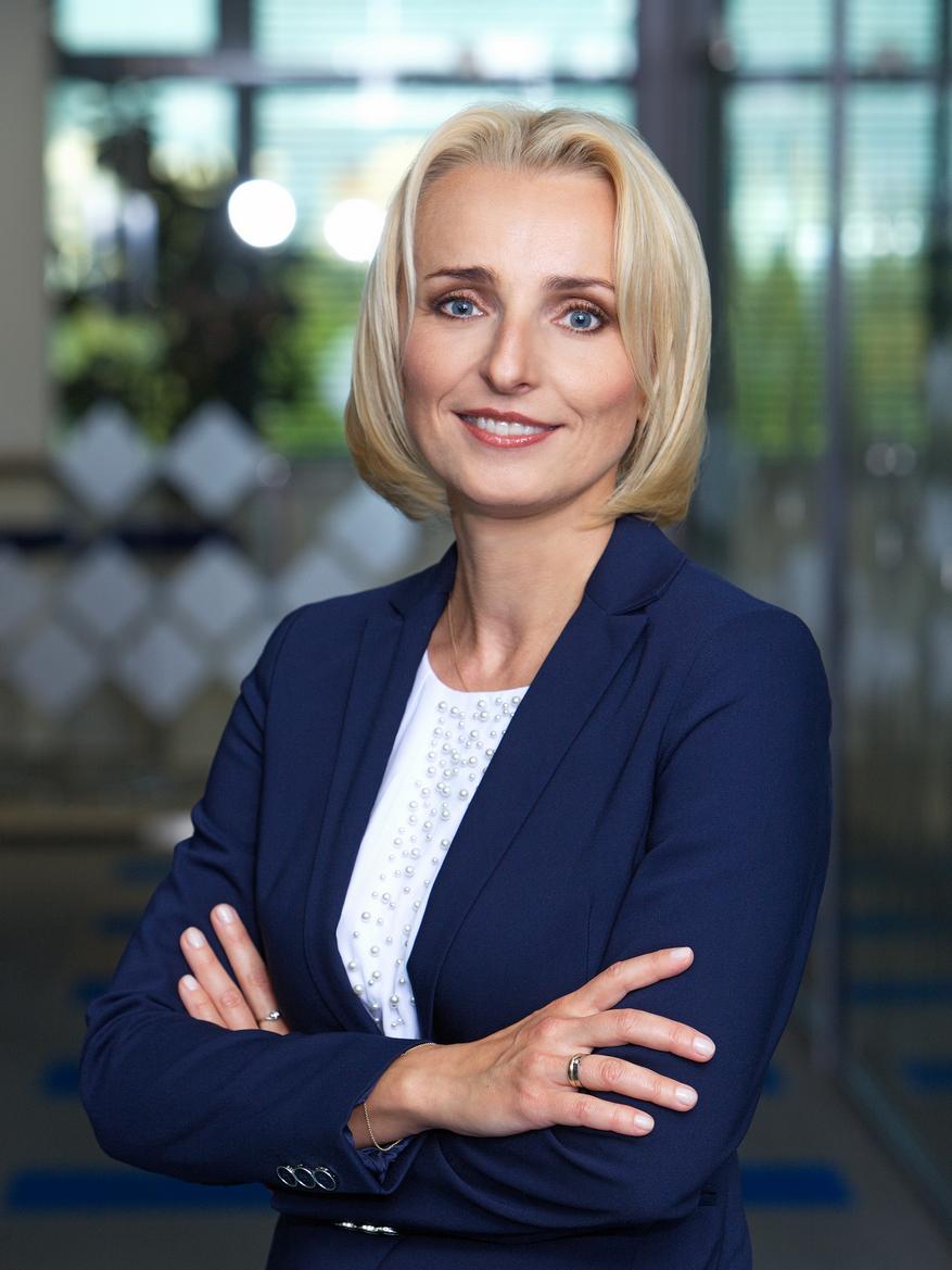 Joanna Seklucka prezes zarządu eService